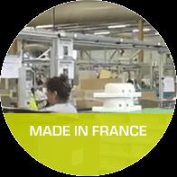 Made in France : Ein weltweiter Erfolg – hergestellt in Frankreich.